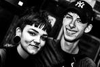Fotos: Die erste Galanacht der IG Subkultur – in Schwarz-Weiß und in Farbe
