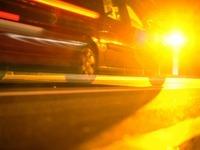 Polizei stoppt illegales Autorennen auf der A5
