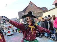 Fotos: Großer Fasnachtsumzug in Merdingen