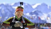 Laura Dahlmeier gewinnt fünfmal Gold