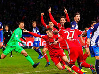 Wieder mal Schwein gehabt: Bayern trifft in Minute 96