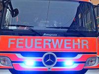 Gartenhütte in Freiburg-Hochdorf brennt nieder – Polizei vermutet Brandstiftung