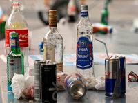 Diebe stehlen 36 Flaschen Whisky und 20 Würste in Nollingen