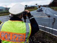 Lörrach: Fahrer mit Tempo 138 erwischt, 80 erlaubt