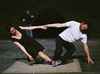 """Anne Teresa De Keersmaeker und Boris Charmatz choreografieren in der Kaserne Basel Bachs """"Partita No. 2"""""""