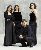 Schubertiade Riehen mit dem Sonos Quartett aus Basel und Martina Schucan (Violoncello)