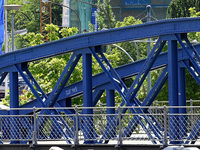 Zweieinhalb Jahre Haft für Stoß von der Wiwilí-Brücke