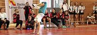 Hochgeschwindigkeitshüpfen - badische Meisterschaft im Rope Skipping in Auggen