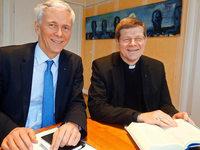 Interview mit Landesbischof und Erzbischof über die Reformation