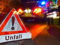 Unfall mit Verletzten nach verbotenem Wendemanöver