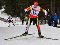 Die Nachwuchsbiathleten aus Baden-Württemberg räumen beim Deutschen Schülercup in Oberhof kräftig ab