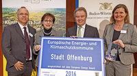 """""""Ortenaukreis und Offenburg auf dem richtigen Weg"""""""