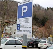 Parkuhren für Innenstadt?
