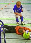 400 Kinder beim Jugend-Turnier