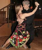 Beim Tangoball in der ZfP-Festhalle ging es um Verführung