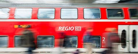 Störung auf der Rheintalstrecke dauert den ganzen Tag