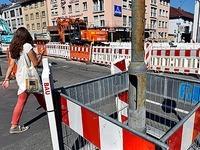 Diese Baustellen beeinträchtigen 2017 den Verkehr in Freiburg