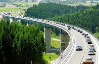 Immer kürzere Haltbarkeit: Brücken im Südwesten