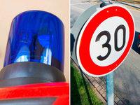 Grenzach-Wyhlen: Bremst Tempo 30 die Feuerwehr aus?