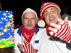 Hemdglunker-Umzüge und -Partys in Südbaden