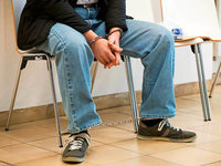 Supermärkte überfallen: Elf Jahre Haft für 47-Jährige