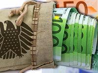 23,7 Milliarden Euro: Staat erzielt Rekordüberschuss
