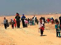 Streitkräfte drängen IS immer mehr in die Defensive