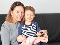 Der kleine Jasin bekommt neue Stammzellen - Spender gefunden