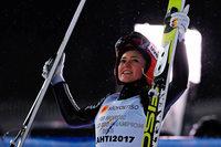Carina Vogt ist wieder Weltmeisterin