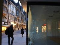 Handel in Basel leidet unter fehlenden Konsumenten