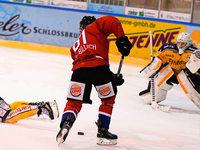 Wölfe gewinnen mit 3:0 beim SC Riessersee
