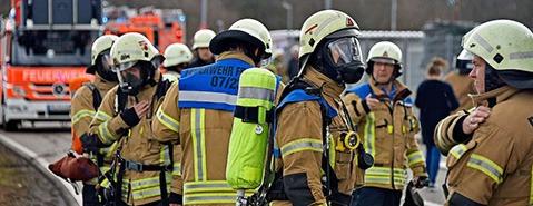 200 Liter giftige Säure bei Brand in Solarcenter ausgelaufen
