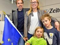 Warum Europa für Familie Macor eine Herzenssache ist