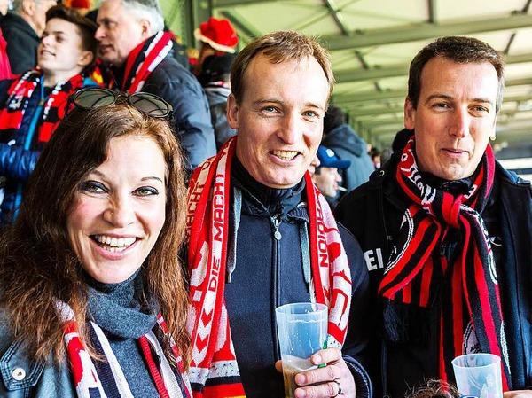 Fans des Sport-Club Freiburg