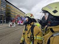 Verletzte Feuerwehrleute aus dem Krankenhaus entlassen