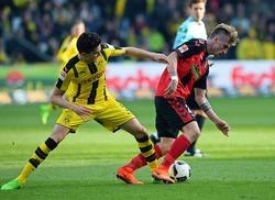 Die Bilder zum Spiel: SC Freiburg - BVB 0:3