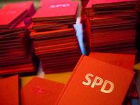 SPD-Parteibücher werden Mangelware
