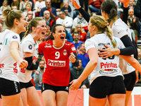VC Printus Offenburg beschließt Reise nach Sachsen mit 3:1-Sieg