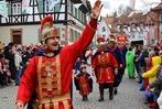 Fotos: Umzüge am Sonntag in Sasbach und Riegel
