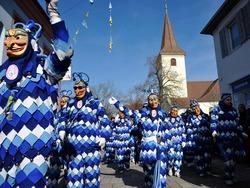 Quellennarren freuen sich über Traumwetter in Bad Krozingen