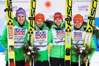 WM-Gold für deutsches Mixed-Team mit Svenja Würth