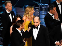 Panne bei den Oscars: Falscher Gewinner-Film vorgelesen