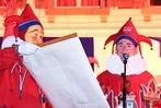 Fotos: Sternmarsch der Endinger Jokili und Fasnetsproklamation