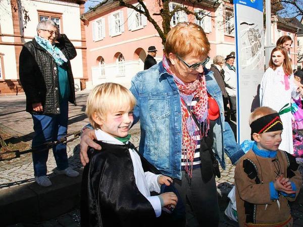 In originellen Verkleidungen beteiligten sich die Jüngsten an den Kinderumzügen. Hier ein paar Impressionen aus Schopfheim und Fahrnau.