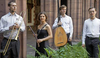 Ensemble Viatoribus mit Werken aus dem Frühbarock in Blansingen