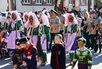 Fotos: Kleine Narren feiern die Fasnet beim Kinderumzug in Hausen