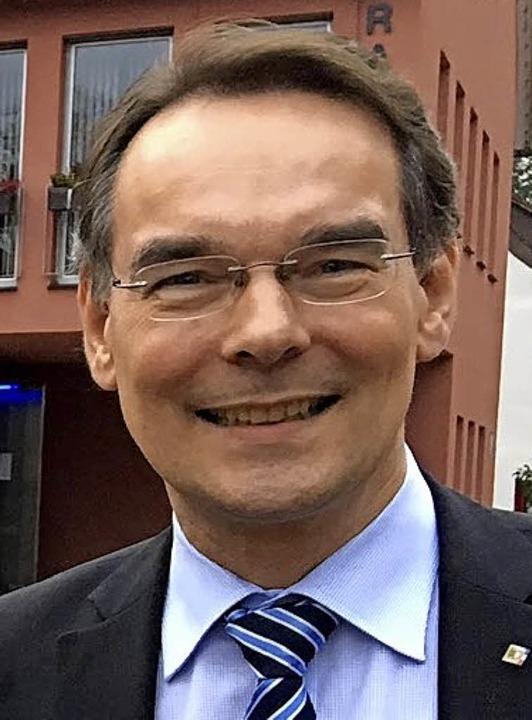 Ingbert Liebing   | Foto: Wahlkreisbüro Armin Schuster