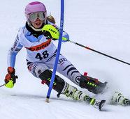 Chiara Horning vom SC Muggenbrunn gewinnt CIT-FIS-Rennen in Frankreich