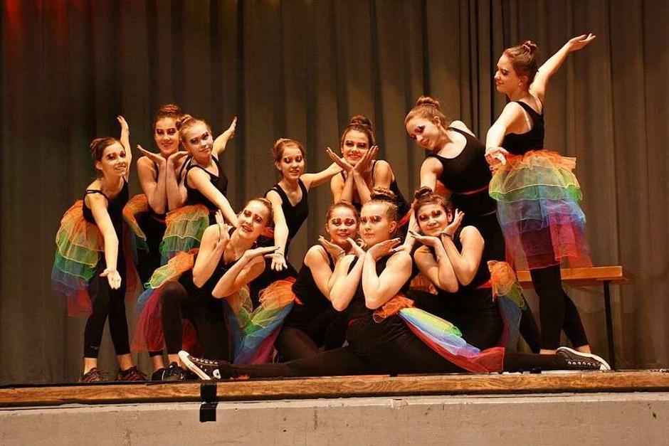 Impressionen vom Tanzfestival in Weisweil (Foto: Christiane Franz)