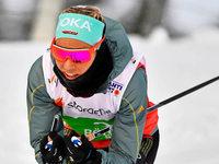 Stefanie Böhler starke Zehnte bei der WM in Lahti